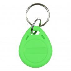 RFID KEYFOB EM RW -Green