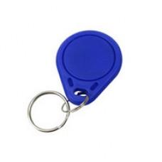 RFID KEYFOB EM RW-Blue