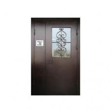 Дверь в подъезд премиум